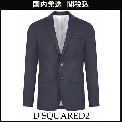 D SQUARED2 スーツ 国内発送 D SQUARED2 ストレッチ スーツ(3)