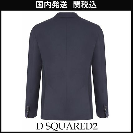 D SQUARED2 スーツ 国内発送 D SQUARED2 ストレッチ スーツ(4)