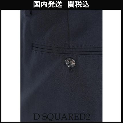 D SQUARED2 スーツ 国内発送 D SQUARED2 ストレッチ スーツ(8)