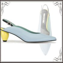 YUUL YIE(ユルイエ) パンプス 関税込み◆slingback pointed pumps