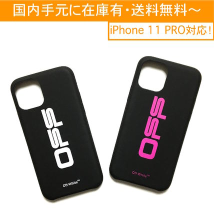 Off-White スマホケース・テックアクセサリー OFF-WHITE OFF CARRYOVER iPhone case