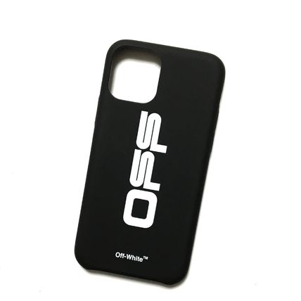Off-White スマホケース・テックアクセサリー OFF-WHITE OFF CARRYOVER iPhone case(2)