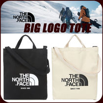 【THE NORTH FACE】 ★BIG LOGO TOTE★ 大人気商品