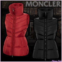 【19AW】MONCLER _ women / AIGRE ナイロンダウンベスト / 2色