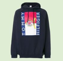VETEMENTS  Tommy Hilfiger コラボ パーカー