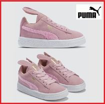 PUMA ★Suede Easter AC ウサギ耳スニーカー キッズ【国内発送】