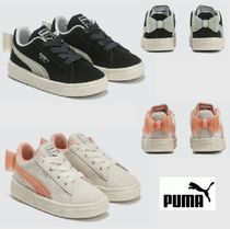 PUMA  ★Suede Jelly Bowバックリボン キッズ【国内発送】