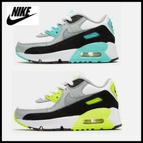 NIKE ★Air Max 90 Leather 14.5~16cm【国内発送】