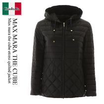 Max mara the cube etresi quilted jacket