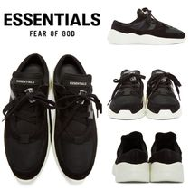 【FOG Essentials】☆最新作☆Exclusive Black Backless Sneaker