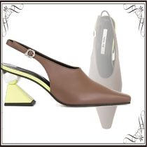 YUUL YIE(ユルイエ) パンプス 関税込み◆pointed slingback pumps