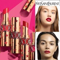Saint Laurent☆限定 ROUGE VOLUPTE SHINE STAR EDITION