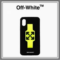【SALE】送料込み◆OFF-WHITE FINGER GRIP iPhone XR/XSケース