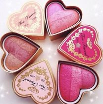 【Too Faced】Sweethearts Perfect ハート形3色チーク♪