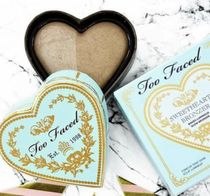 【Too Faced】Sweethearts ハート形2色ブロンザー♪