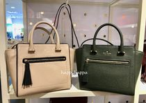 【kate spade】最終SALE!small allynタッセル付☆2wayバッグ