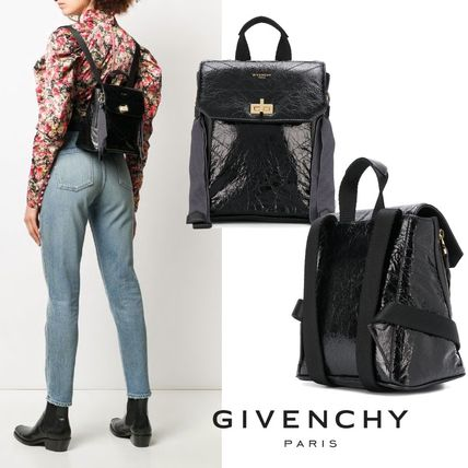 GIVENCHY バックパック・リュック 【GIVENCHY】VIP関送込★ID バックパック ミニ