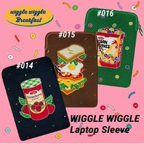☆WIGGLE WIGGLE☆Laptop Sleeveノートパソコンケース#014〜016