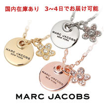 MARC JACOBS◎MJ Coin Daisy Crystal Pendant◎ネックレス