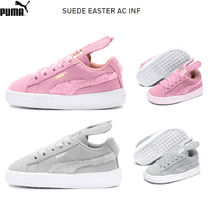 [PUMA(プーマ)] SUEDE EASTER AC INF KIDS うさ耳スニーカー 2色
