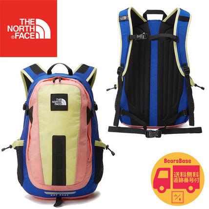 THE NORTH FACE バックパック・リュック THE NORTH FACE HOT SHOT SE BBM186 追跡付