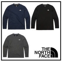 THE NORTH FACE☆M'S FRESH L/S R/TEE_NT7TL00