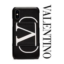 ヴァレンティノ直営店◆VLOGO SMARTPHONE CASE◆iPhone X / XS◆