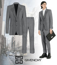 【GIVENCHY】2020SS新作*千鳥格子柄 フランネルセットアップ