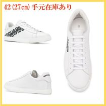 DSQUARED2   メンズ New Tennis Sneakers