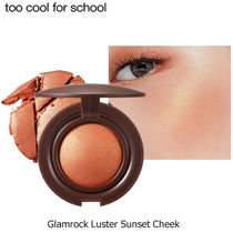 too cool for school(トゥークールフォ―スクール) チーク too cool for school■Glamrock Luster Sunset Cheek