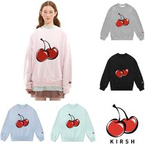 ★KIRSH★ BIG CHERRY SWEATSHIRT JS 全5色