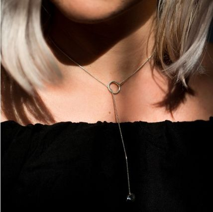 Catbird ネックレス・ペンダント 【Catbird】LURO NECKLACE Sterling silver(6)