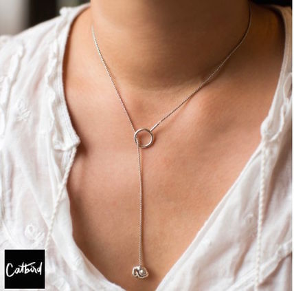Catbird ネックレス・ペンダント 【Catbird】LURO NECKLACE Sterling silver