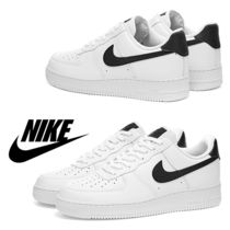 ナイキ Nike Air Force 1 '07 W / White & Black / 送料込