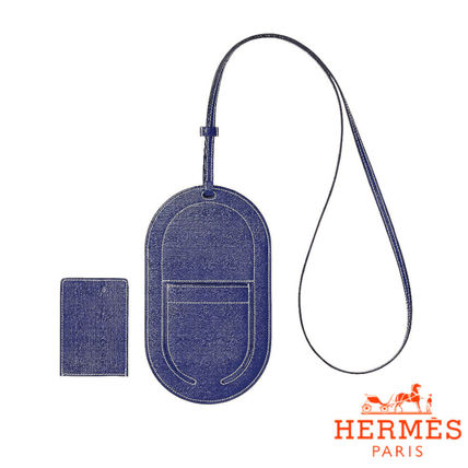HERMES スマホケース・テックアクセサリー ♪HERMES♪In-the-Loop Phone To Go GM フォンケース