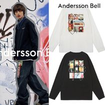 ★ANDERSSON BELL★UNISEX FILM ARCHIVE L/S T-SHIRTS 2色