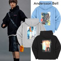 ★ANDERSSON BELL★UNISEX FILM ARCHIVE HOODIE