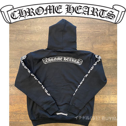 Chrome Hearts クロムハーツ HD Pullover CL-2F パーカー Hoodie