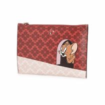 kate spade★ コラボ tom & jerry small wristlet リスレット