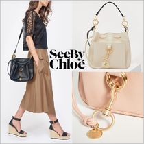 ★手元在庫あり【SEE BY CHLOE】Tony Medium Bucket Bag