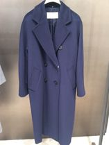【MaxMara】MADAME 101801 Icon Coat NavyBlue/IT直買付