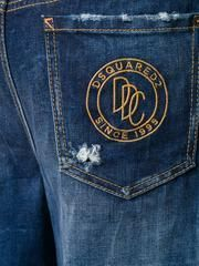 D SQUARED2 デニム・ジーパン DSQUARED2 DSQUARED wide leg panelled jeans(5)