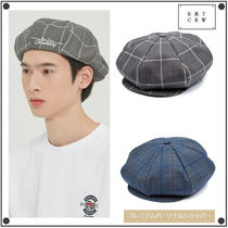 日本未入荷ROMANTIC CROWNのFRIDAY NEWSBOY CAP 全2色