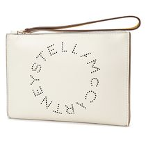 Stella McCartney UNISEX クラッチバック_502892 W8542 9000