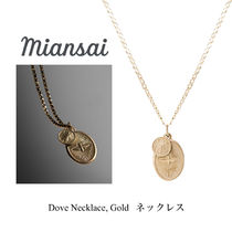 Ron Herman 取扱 ジャスティン愛用 MIANSAI Necklace GOLD