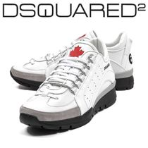 D SQUARED 2★スニーカー LACE-UP LOW TOP SNEAKER