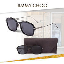【20cruise NEW】 Jimmy Choo_men / KEVIN サングラス / グレー
