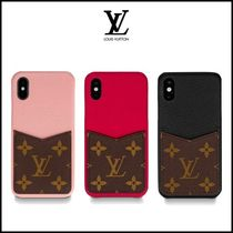 【最短翌日発送】LOUIS VUITTON★ iPhone X,XS,XSMAXケース