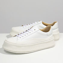 JILSANDER スニーカー JS32108A 11104 White Connors Sneakers