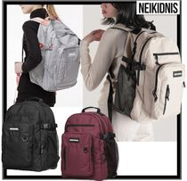 NEIKIDNIS(ネイキドニス) バックパック・リュック ★日本未入荷★NEIKIDNIS★TRAVEL PLUS BACKPACK レア 関税込★